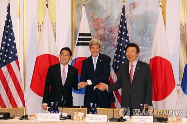 北, 한미일 외교장관 회담 맹비난…이유는?