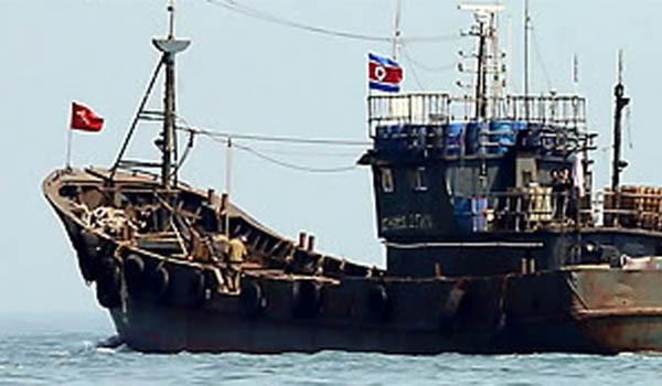 """北 """"남조선 선박, 우리 어선 들이받고 뺑소니"""""""