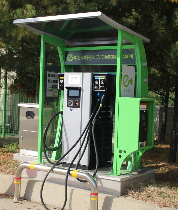 중앙고속도로 단양휴게소, '전기차 충전소' 설치 | Save Internet ...