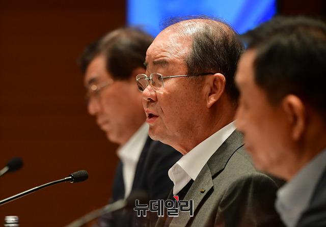 [포토] 대우조선해양 CEO기자간담회 개최