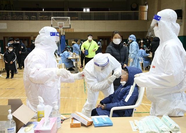 대전서 5일 감염경로 불명 등 '무더기 확진'…15명 감염