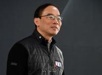 [포토] '더 뉴 카마로 SS' 소개하는 신영식 한국지엠 부사장