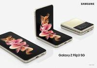 [삼성 갤럭시 언팩] '갤Z플립3', 세련美에 프리미엄 성능 'UP'